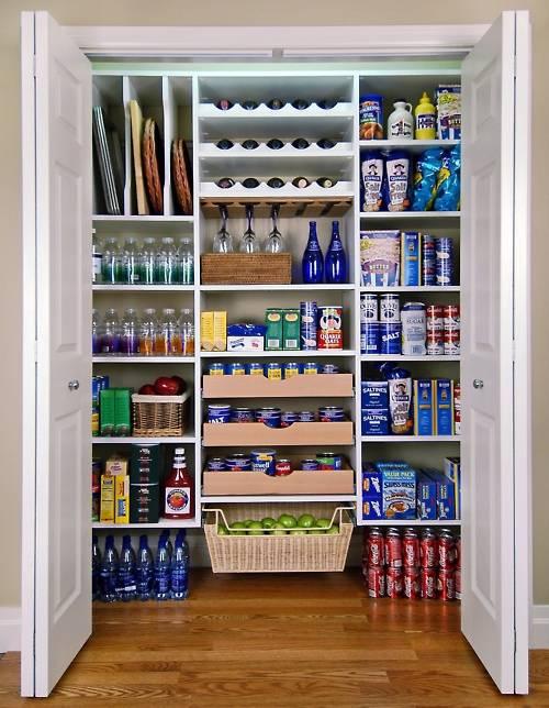 kitchen pantry organization products