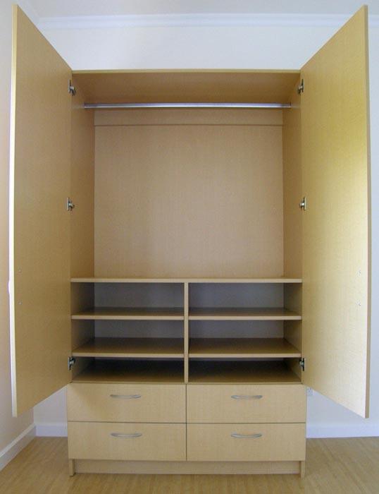stand alone closet drawers