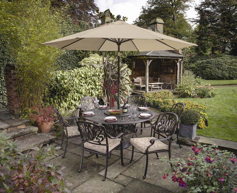 Alexander Rose Garden Furniture Wrought