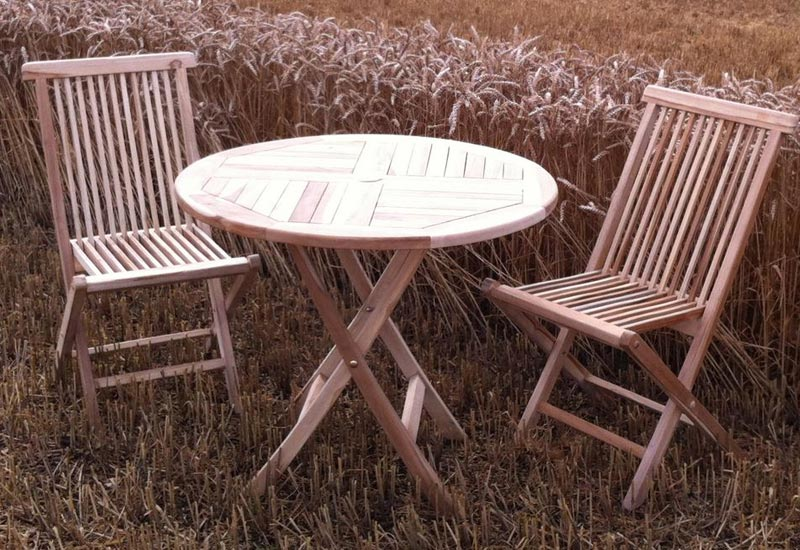 Folding Garden Furniture Set