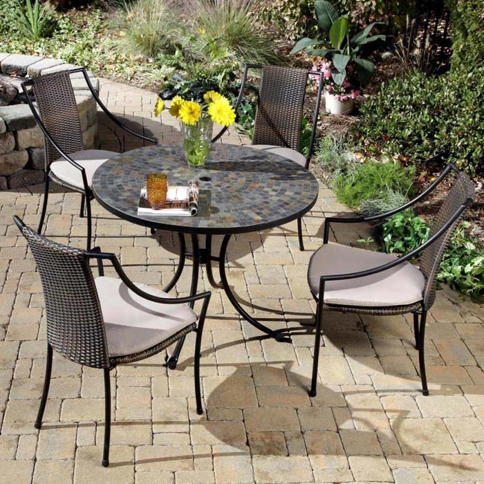 Garden Tables And Chairs Ebay