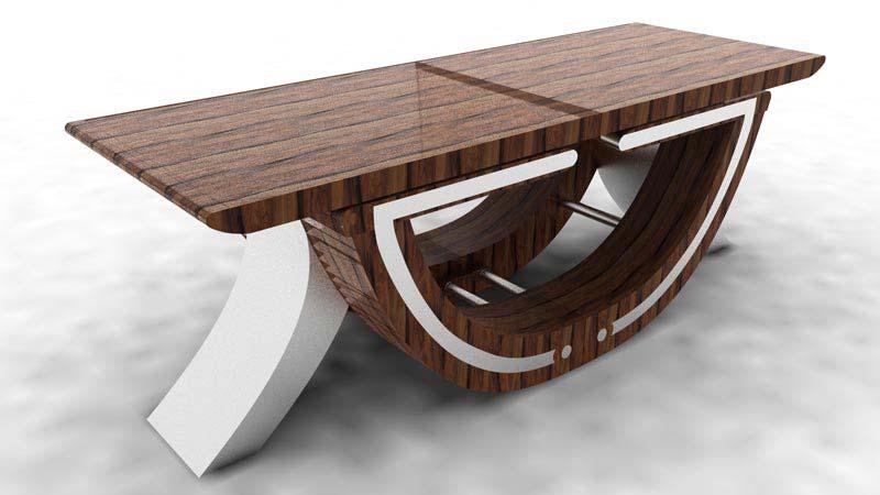 Ikea Convertible Coffee Table