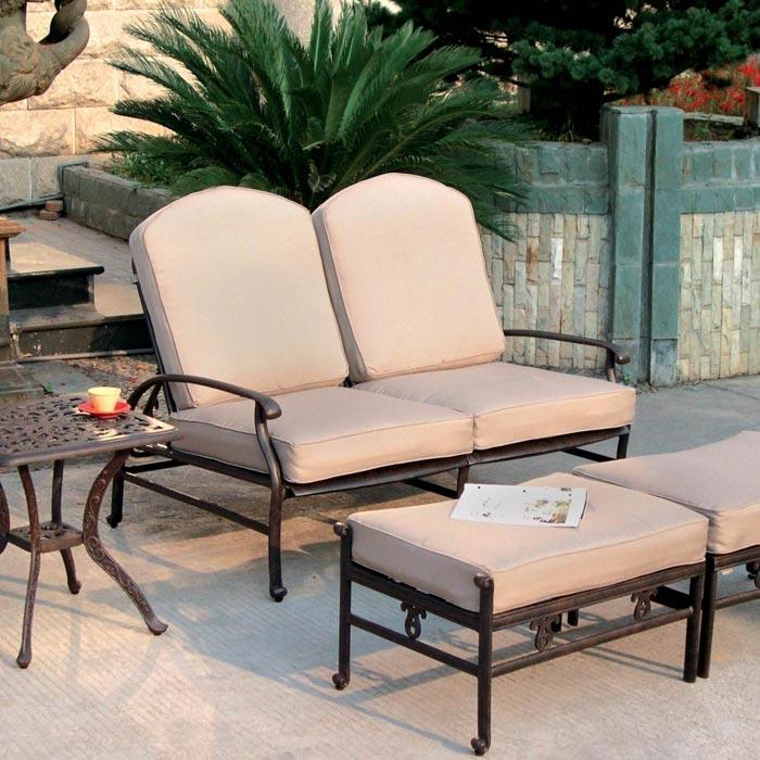 Metal Garden Furniture Amazon