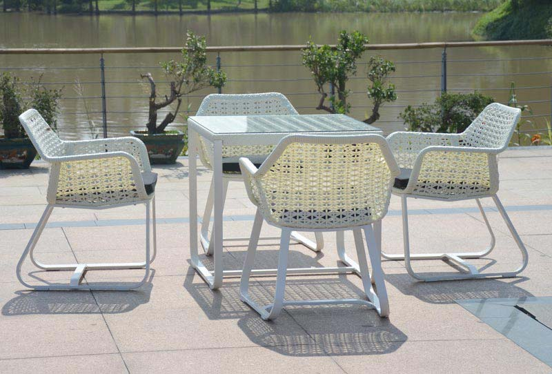Plastic Rattan Garden Chairs