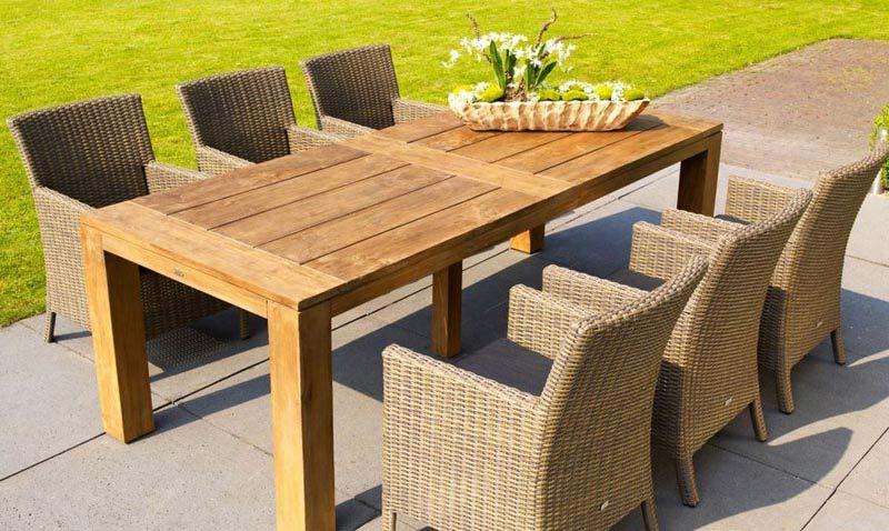 Royal Arrow Teak Garden Furniture