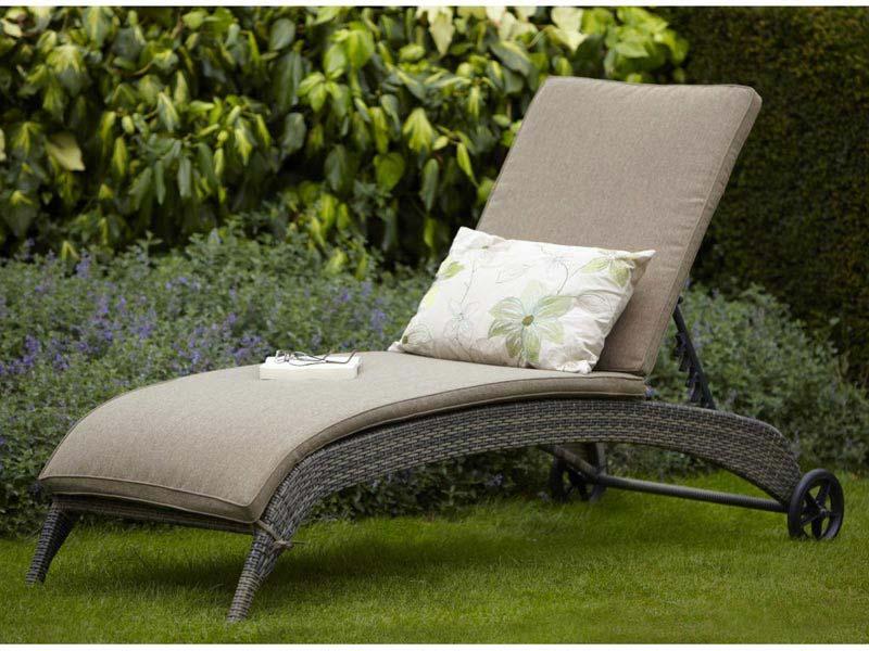 Garden Furniture Loungers