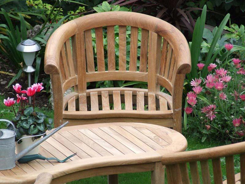 Miniature Garden Furniture East