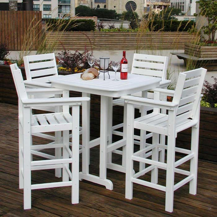 Patio Table And Chairs Bar Height