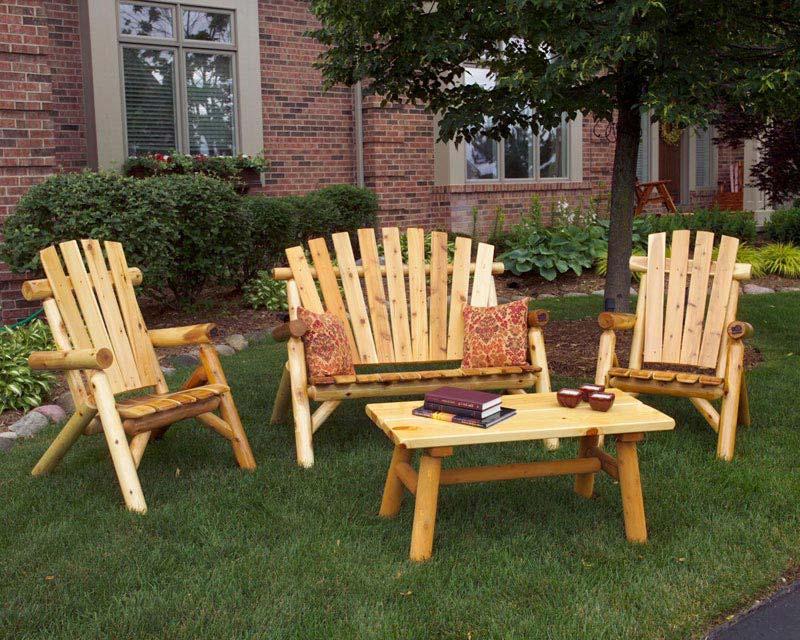Wooden Outdoor Furniture Designs