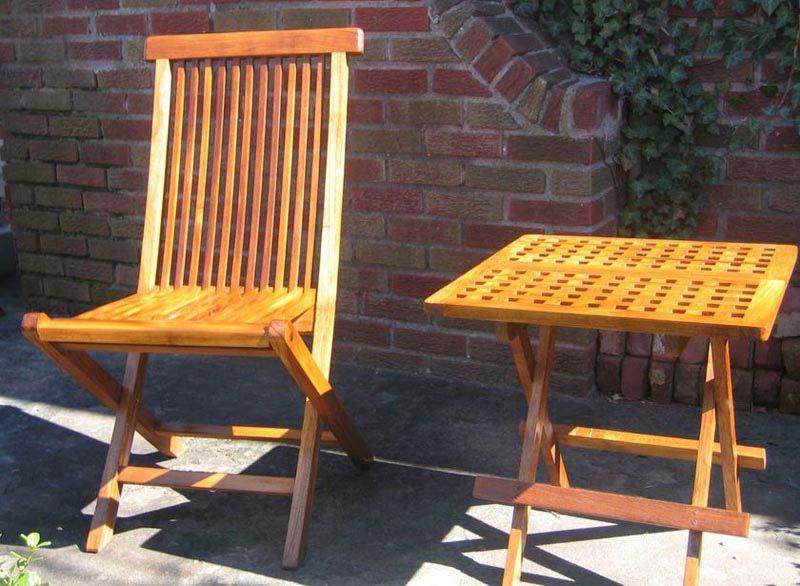 Wooden Outdoor Furniture Ebay