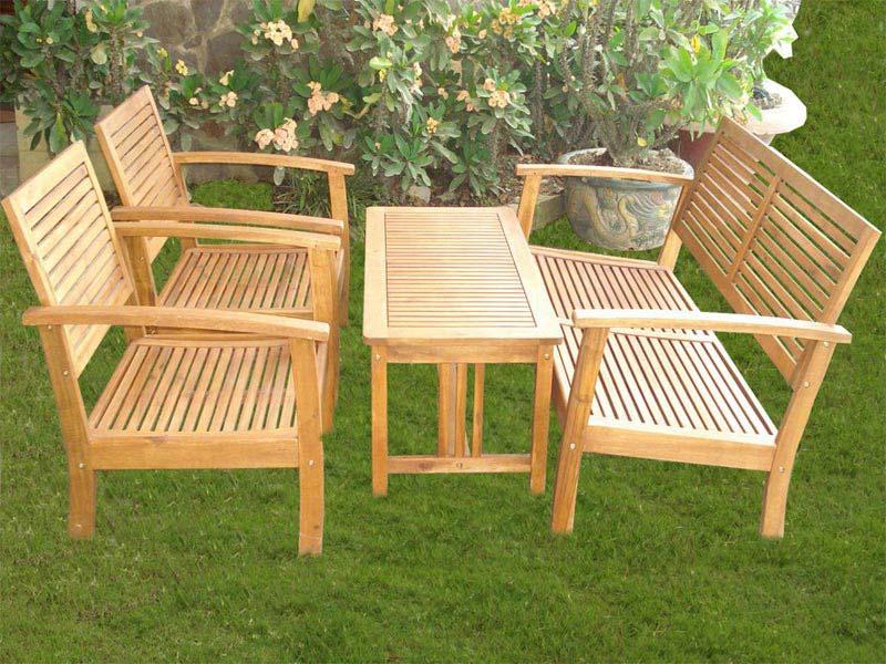 Wooden Outdoor Furniture Nz