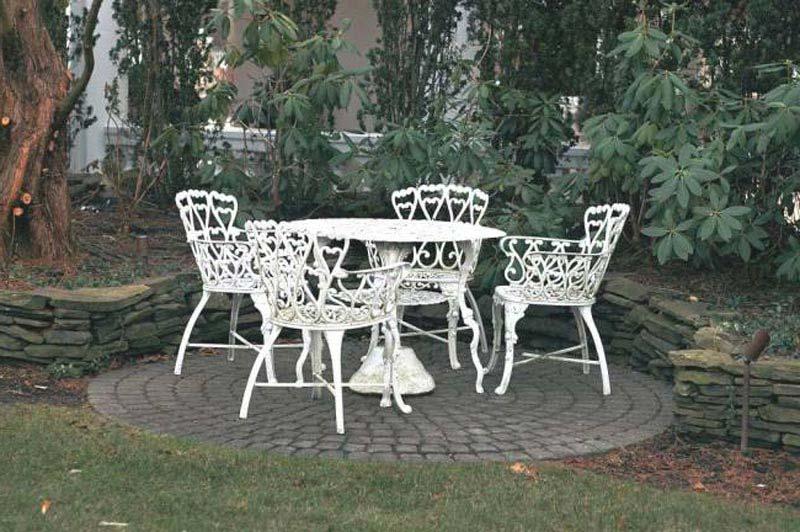 retro garden furniture essex