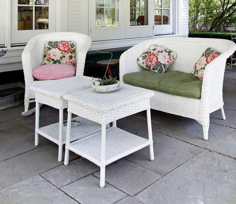 retro garden furniture europe