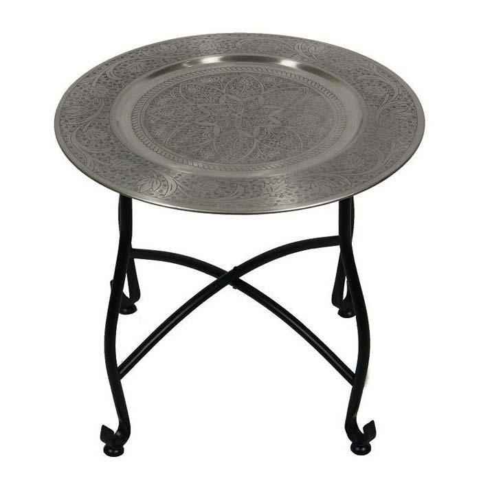 Moroccan Metal Coffee Table