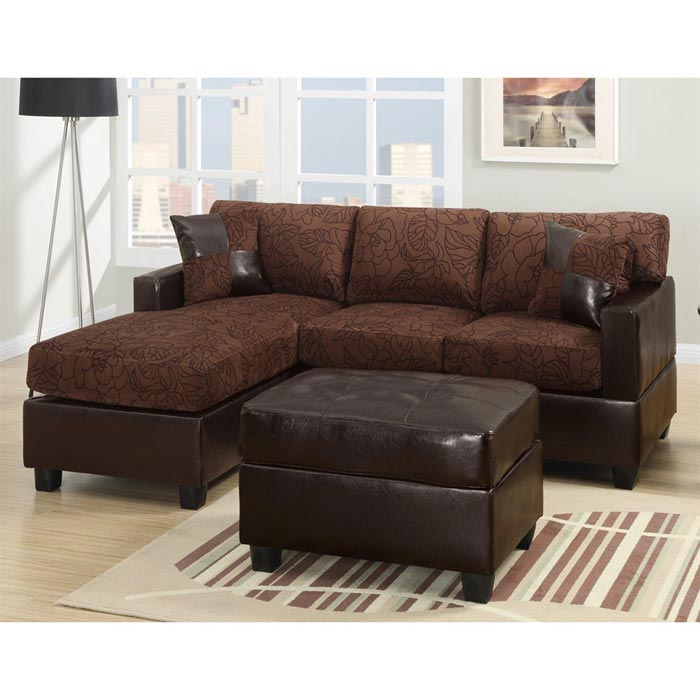 3 Piece Sectional Sofa Set
