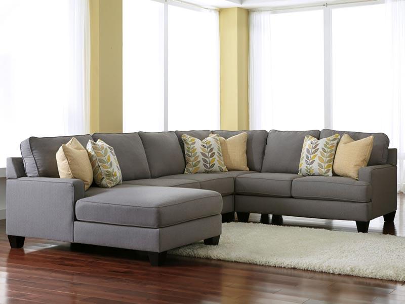 4 Piece Sectional Sofa