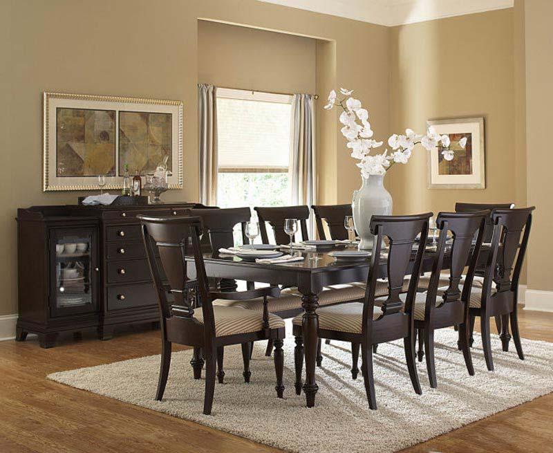 9 Piece Formal Dining Room Sets