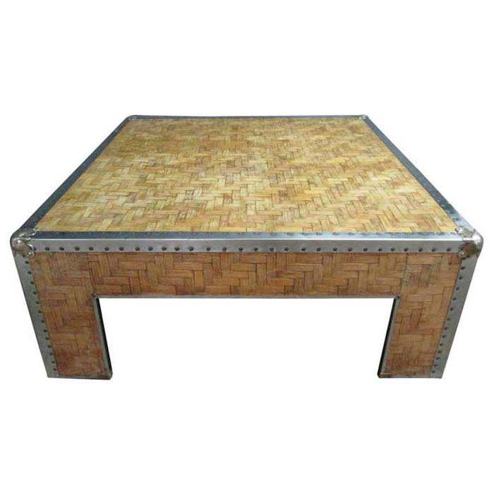 Bamboo Coffee Tables