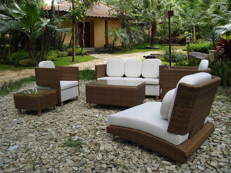 Contemporary Outdoor Furniture Discount