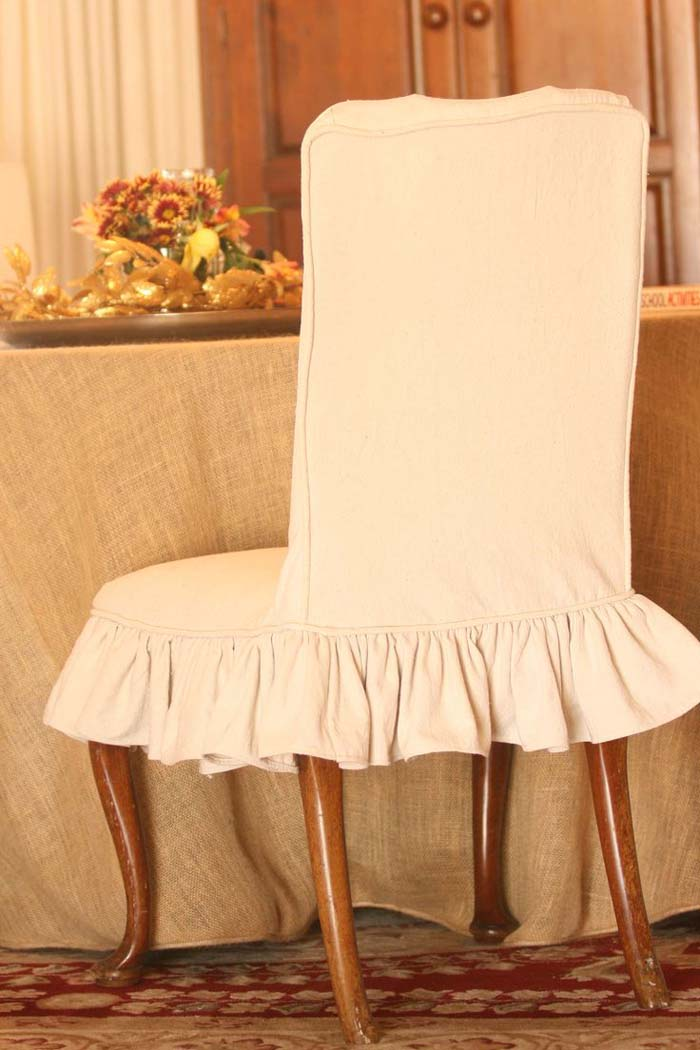 Dining Room Chair Slipcovers Cheap