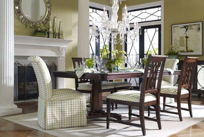 Formal Dining Room Furniture Ethan Allen