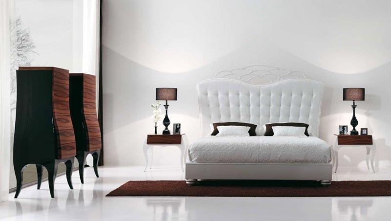 Luxury White Bedroom Furniture