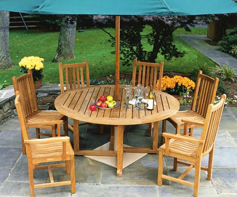 Rida Teak Garden Furniture