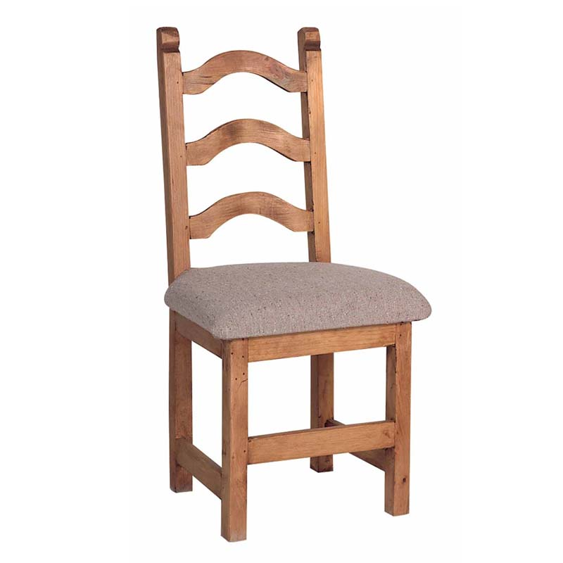 Rustic Mexican Dining Chairs