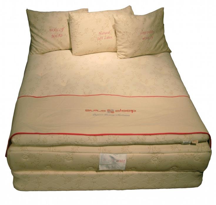 Sleep Science 9 Natural Latex Cal King Mattress