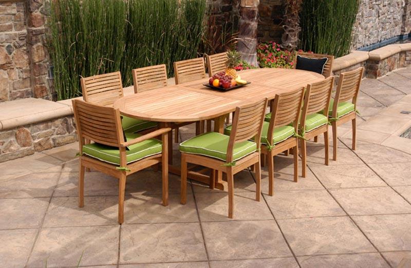 Teak Garden Furniture Homebase