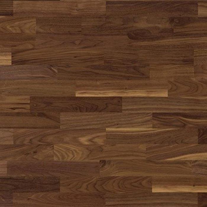 3 Strip American Walnut Engineered Flooring