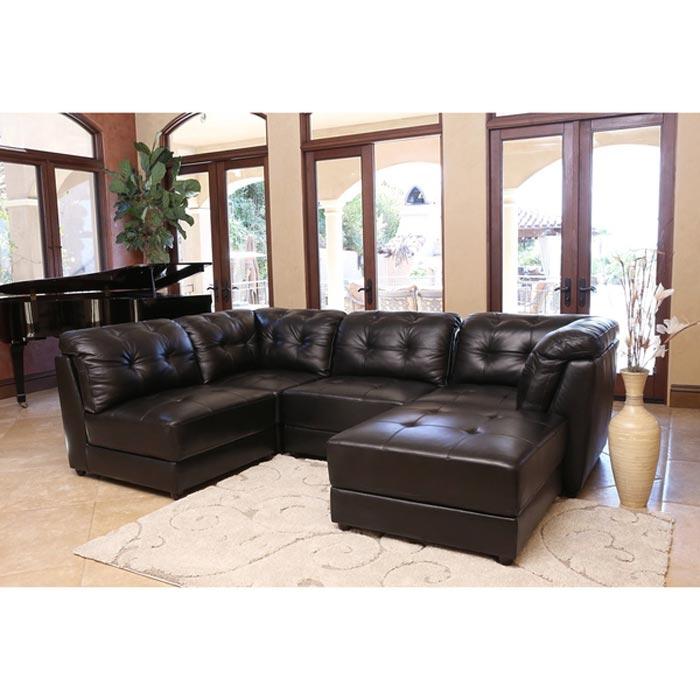 5 Piece Modular Sectional Sofa