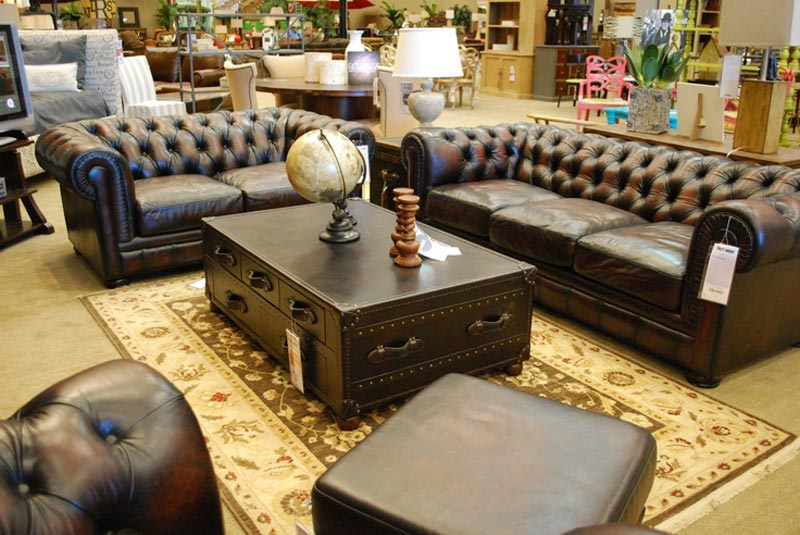 8 Way Hand Tied Leather Furniture
