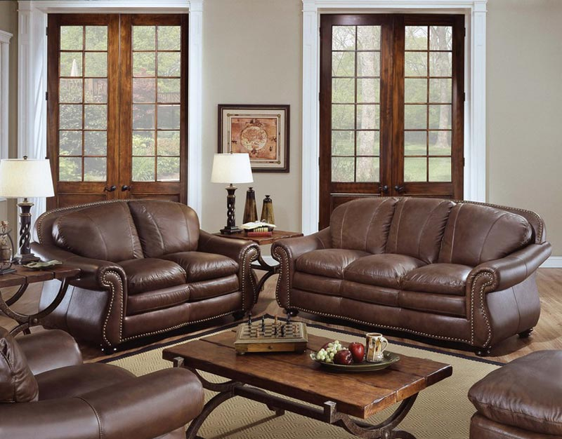 8 Way Hand Tied Leather Sofa Manufacturers
