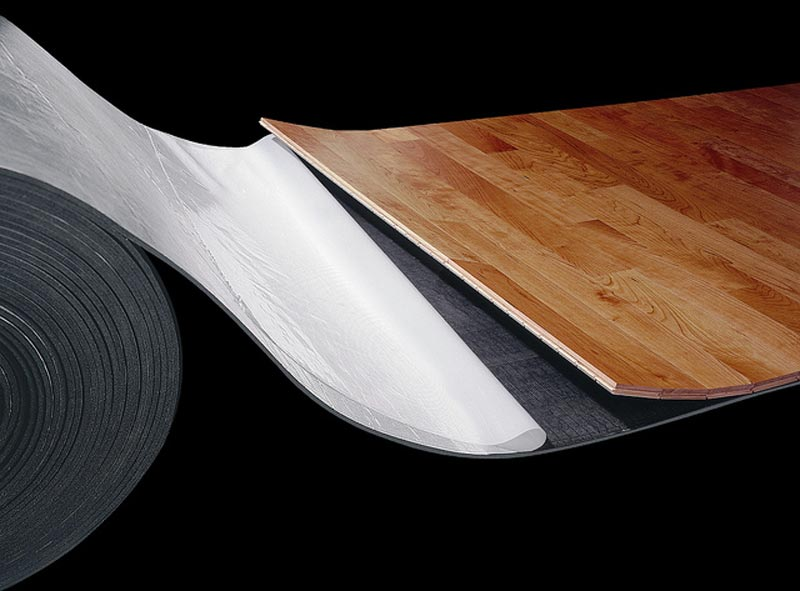 Adhesive Underlay For Solid Wood Flooring