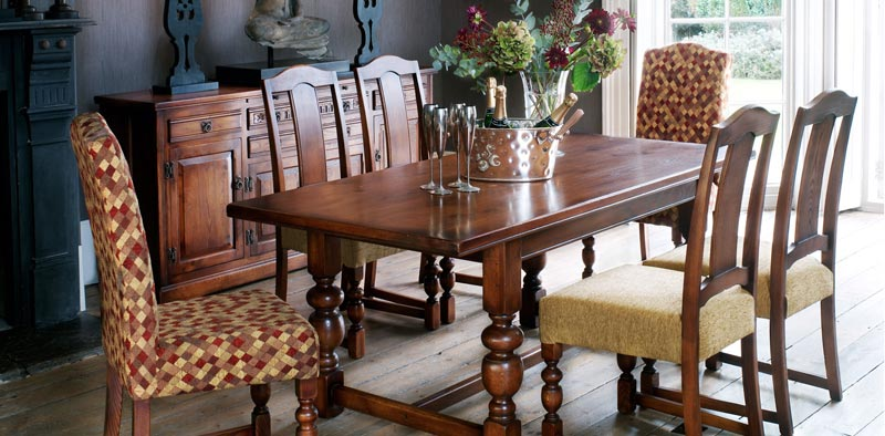 Old Charm Dining Table And Chairs Ebay