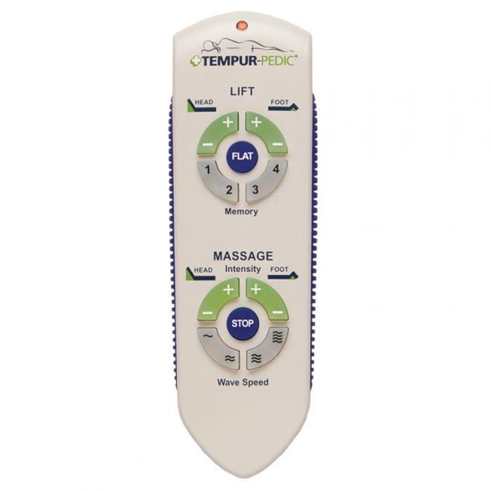 Remote Control For Tempur Pedic Bed