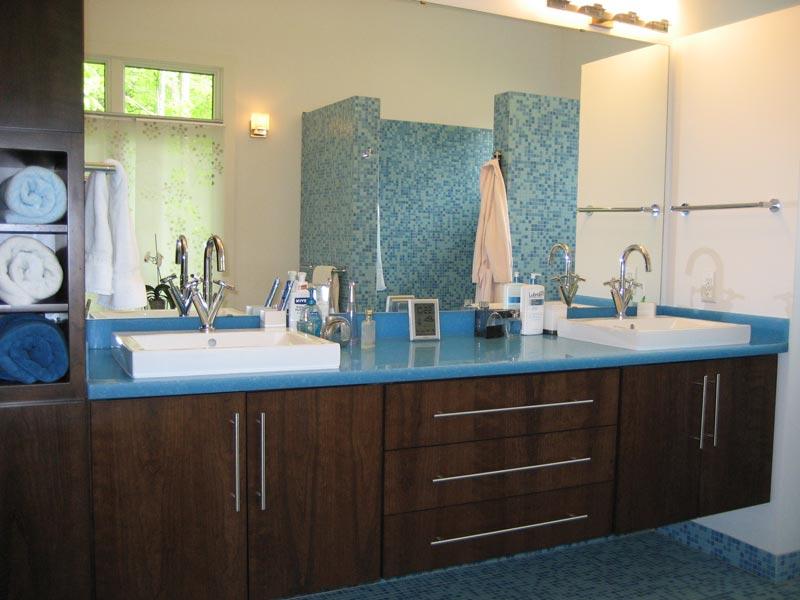 custom bathroom vanities designs