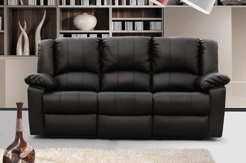 3 seater recliner sofa dimensions