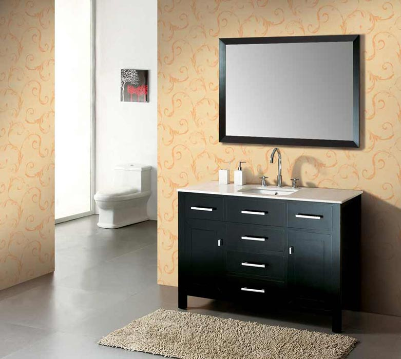 48 bathroom vanity home depot