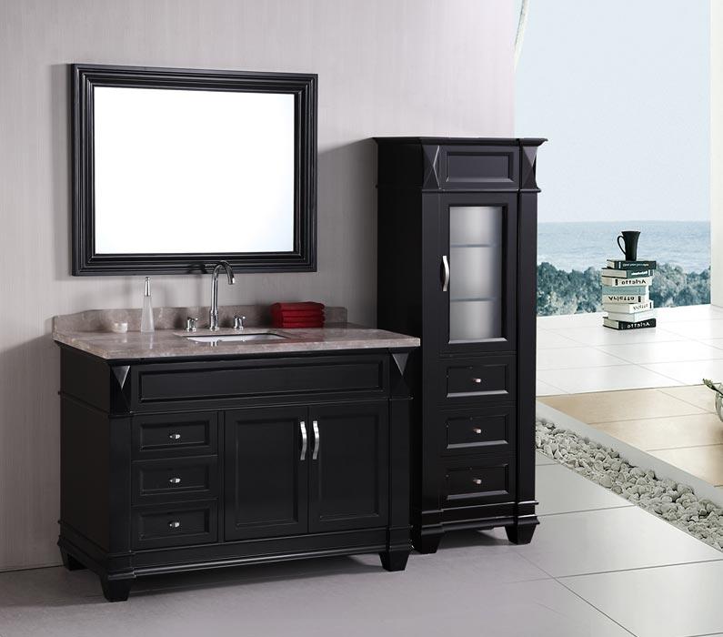 48 bathroom vanity set