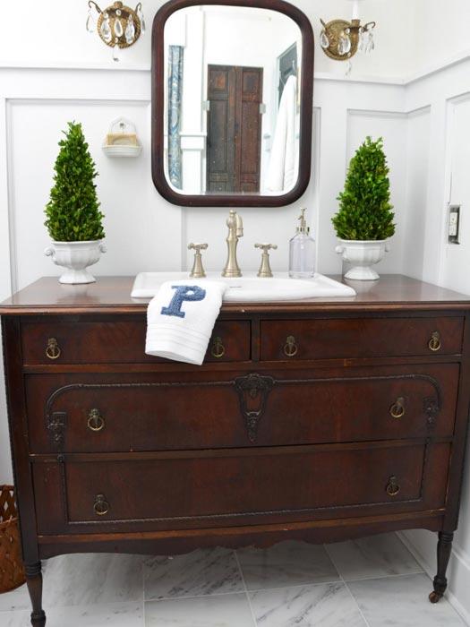 48 by 18 bathroom vanity