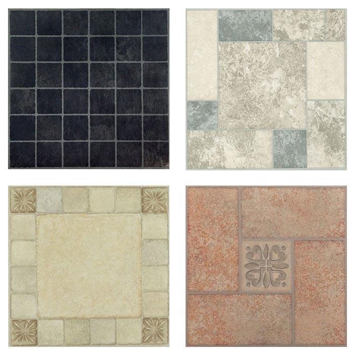 Buy Self Adhesive Vinyl Floor Tiles