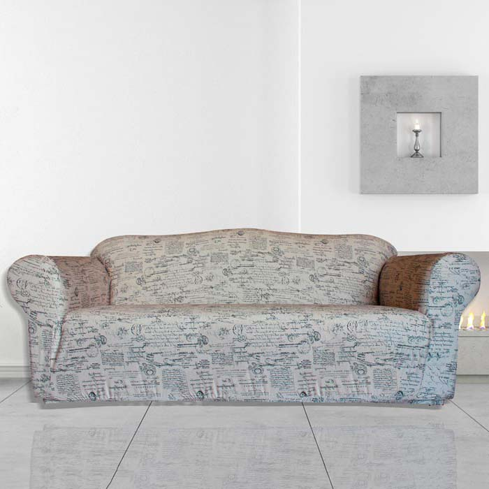 Sure Fit 3 Seater Sofa Stretch Cover