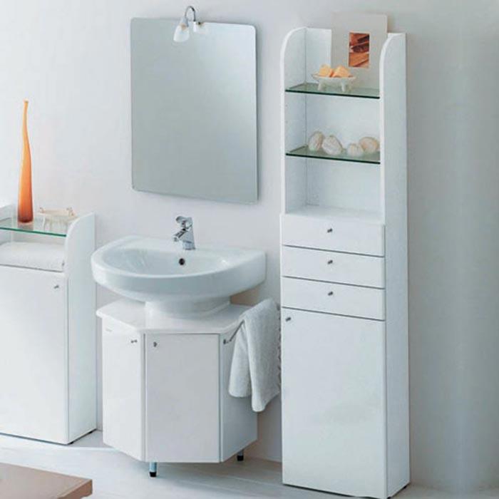 bathroom vanities narrow