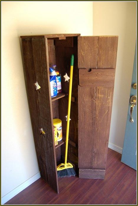 black broom closet