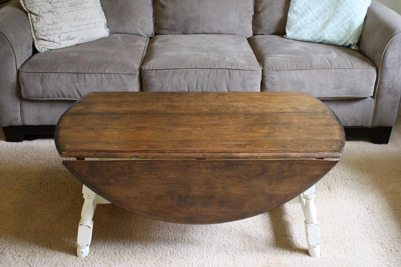 drop leaf coffee table for sale