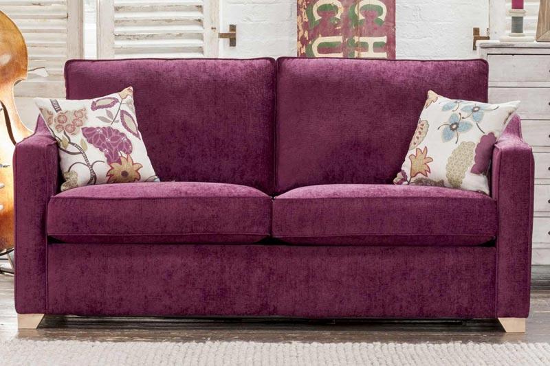geneva 3 seater sofa bed