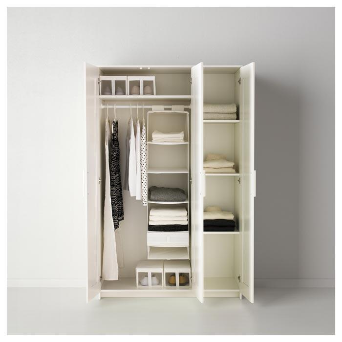 Ikea pax grubu dolaplarının