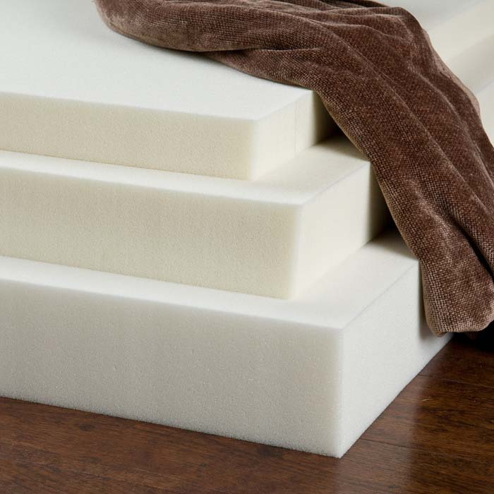 2 Memory Foam Mattress Topper